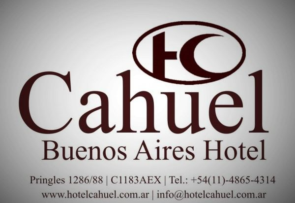 Cahuel Buenos Aires Hotel: Cahuel Buenos Aires Hotel